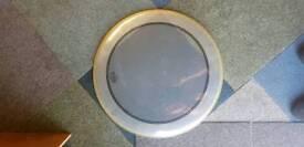 22 inch bass drum head