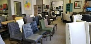 Dining Chairs, Accent Fabric Chairs, Kitchen Chairs, Leather Chairs, Table and Chairs, Parsons Chair, Arm n Club Chairs