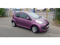 Peugeot 107 Allure - 62 Reg - Purple - 5 door