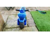 Toddler motor bike