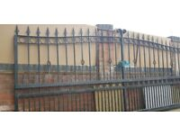 Wrought Iron gate - Very good price