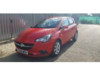 Vauxhall CORSA, 2016, 13k Mileage, RED for SALE