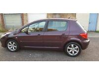 2006 Peugeot 307 1.6 16v SE Tiptronic 5dr Automatic @7445775115