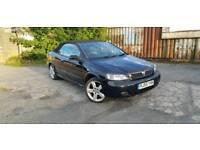 For sale Vauxhall Bertone convertible 1.8 petrol 55 plate MOT till next year full V5 full
