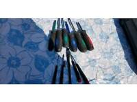 Selection of Screwdrivers