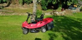Ride on mower Mountfield