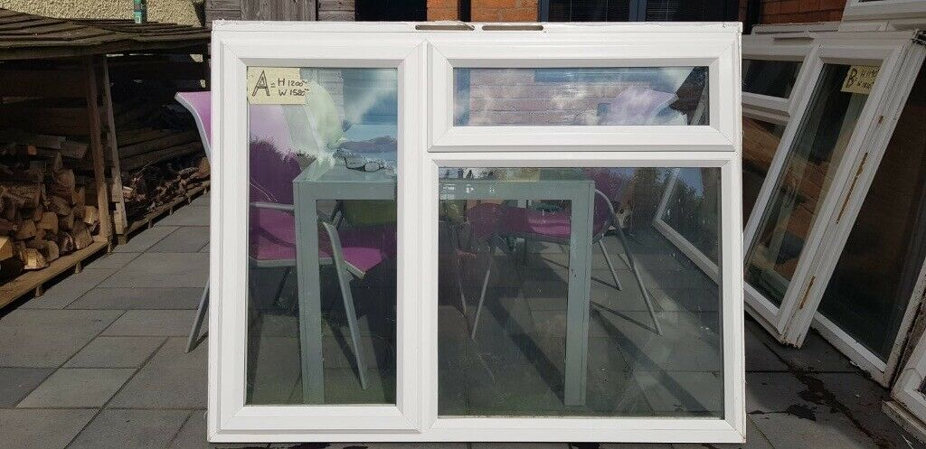 outlet store 414b1 0cdba Quality UPVC Windows X2 | in Portishead, Bristol | Gumtree