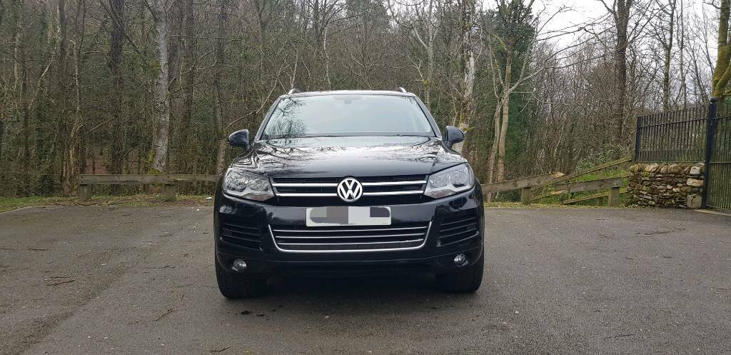 VW Touareg bluemotion - inc current warranty | in Claudy, County  Londonderry | Gumtree