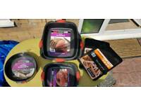 Ready steady cook baking set. New non stick