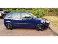 2007 Volkswagen Polo 1.2 E 5dr Manual @07445775115