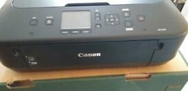 Canon Printer. Pixma MG5650 & 26 Cartridges 47cms x 37cms