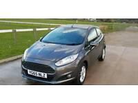 Ford Fiesta 1.0 EcoBoost 100ps Zetec 3dr Hatchback Petrol