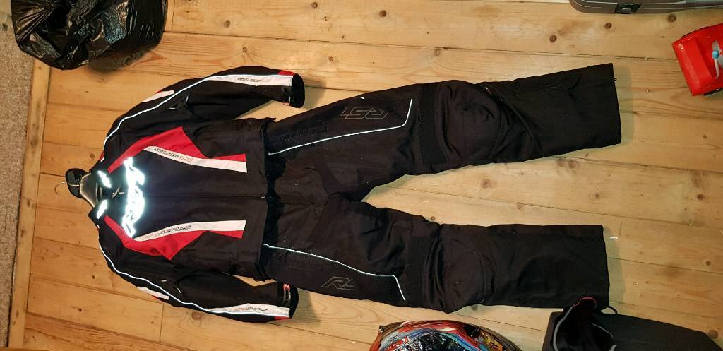 RST jacket and trousers