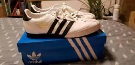 Adidas Originals Black and White Bambas