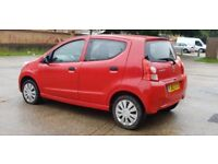 Susuki Alto,2013 petrol 996cc,one owner,only47000 miles,long MOT,£2500.no TAX free.