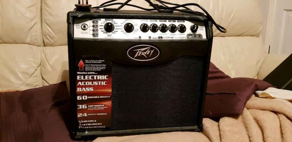 Peavy. Guitar amp