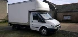 Ford transit Luton 96k genuine miles Full Years mot
