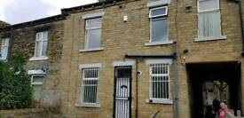 BD3 Barkerend area Refurbished 2 double bedroomed house