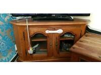 Tv stand/cabinet, coffee table and nest of tabkes