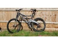 Whyte 46 full suspension mountain bike