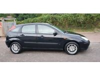 2002 Ford Focus 1.6 i 16v LX 5dr Low+Mileage+1+++Owner+From+New Manual @07445775115