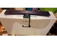 Samsung 4k UHD Blu-Ray Player BNIB!