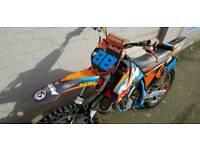 KTM 125 exc 2000