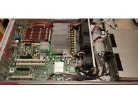 Intel SR2520SA   Xeon 2.3GHz   16GB RAM   VMWare 6.5