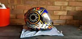 Agv Rossi 46 helmet