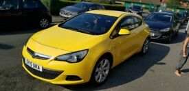 Astra GTC Sport S/S FSH great condition **PRICE DROP FOR QUICK SALE**