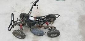 1000w 48v Unfinished Electric Mini Quad project
