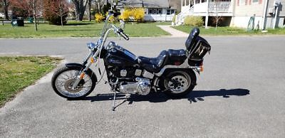 1987 Harley-Davidson Touring  1987 harley fxstc