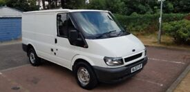 2002 Ford Transit 1+Owner+From+New+ Manual @07445775115 NEW+ENGINE+FITTED