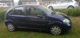 Citroen C3 1.4 Desire 12 Months MOT - Very nice condition