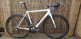 Bike. Professional racing bike