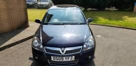 2009 Vauxhall Astra sxi twinport -1364cc 5 door hatchback.