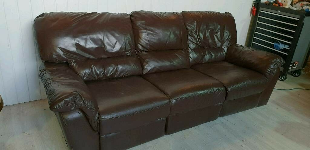 Ex Display Dfs Electric Recliner Delivery Free