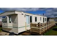 Immaculate static caravan