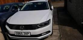 FOR SALE VW PASSAT 1.6 TDI BLUEMOTION (2016)