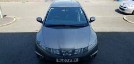 2007 Honda civic SE i-vtec-1799cc 5 door hatchback.