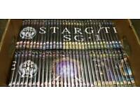 StargateStargate sg.1- The collection 1 to 63 - series 1 to 9