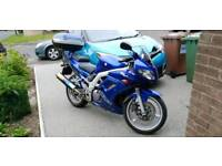 Suzuki SV650S with lots of extras