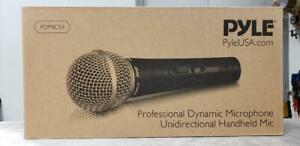 Pyle Professional Dynamic Mic W/15 Cable
