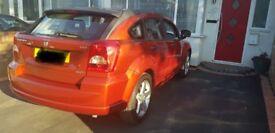 Dodge Caliber 2.0 CRD Diesel 2006 Orange Sports Remapped