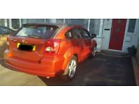 Dodge Caliber 2.0 CRD Diesel 2006 Orange Sports Remapped