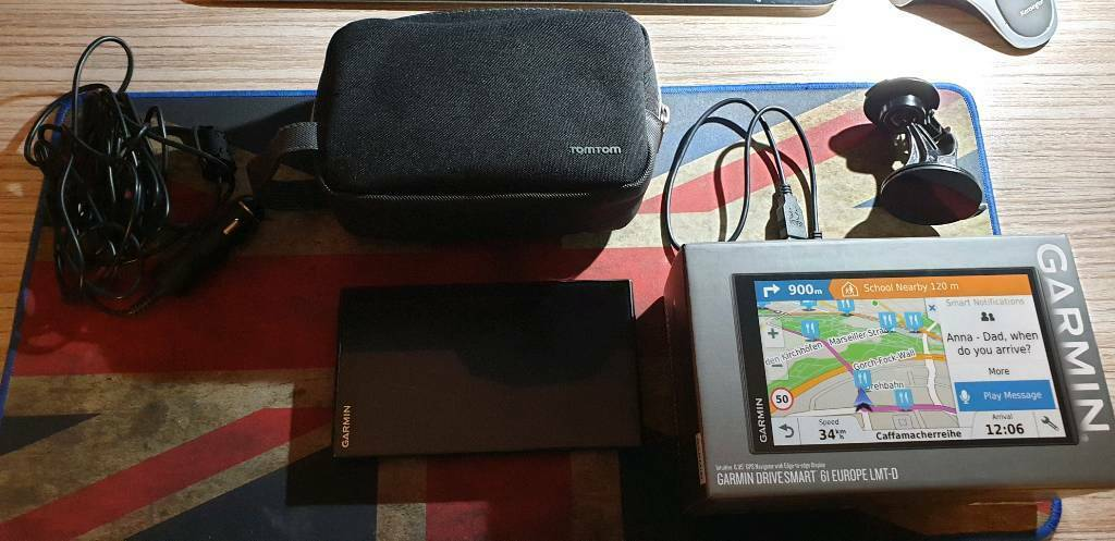 Garmin Drivesmart 61 sat nav | in Leeds, West Yorkshire | Gumtree