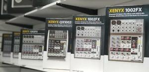 MACKIE AND BEHRINGER MIXERS! STORE CLOSING CLEARANCE!!!