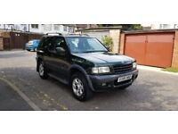 2001 Vauxhall Frontera 2.2 DTi 16v Sport RS 3dr Automatic @07445775115