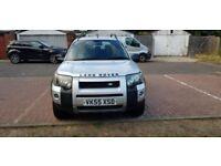 2006 Land Rover Freelander 2.0 TD4 Adventurer 5dr Manual @07445775115