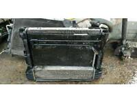 BMW E46 Radiators Set, Diesel